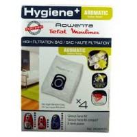 Saci Hygiene Plus Aromatic pentru aspiratorul Rowenta Silence Force cod ZR200920